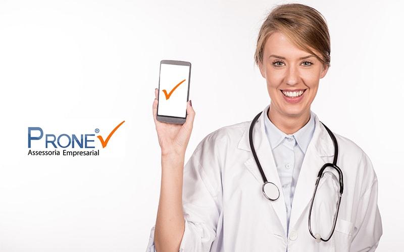 5 Aplicativos Que Voce Medico Precisa Conhecer Post Min - Prone Contabilidade