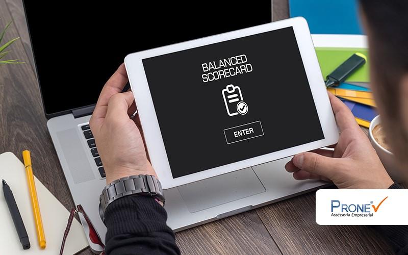 Balanced Scorecard Como Pode Auxiliar Na Gestao Da Clinica Medica - Prone Contabilidade