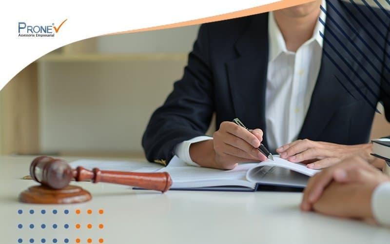 Sociedade Unipessoal E A Sua Saida Para Advogar Com Seguranca - Prone Contabilidade