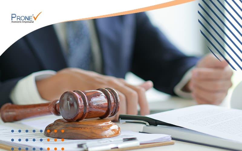 Principais tipos de documentos jurídicos