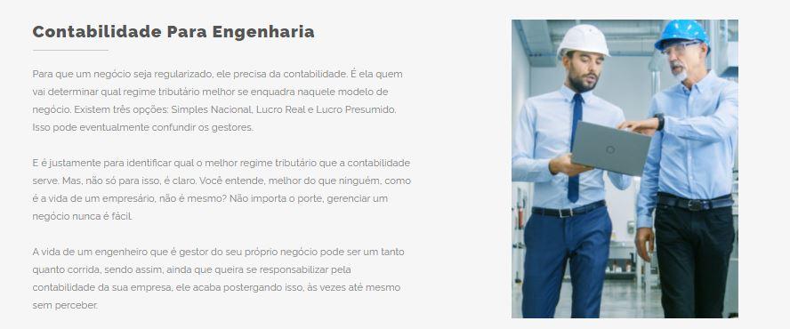 Eengenharia - Prone Contabilidade