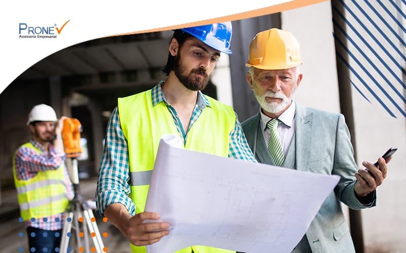 Obtenha Eficiencia Na Gestao De Custos De Sua Construtora Post (1) - Prone Contabilidade